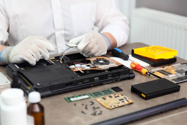 Servicii profesionale de upgrade laptop-uri